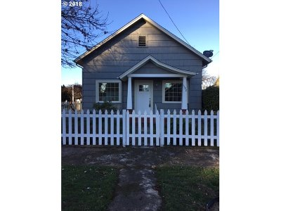 Cottage Grove, Creswell Single Family Home For Sale: 1122 E Washington Ave