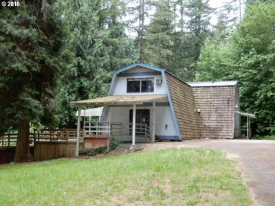 Springfield Single Family Home For Sale: 88948 Twin Firs Rd