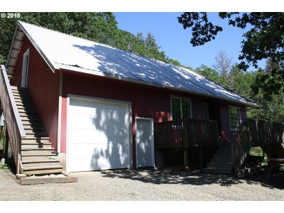 Oakland Single Family Home For Sale: 6059 State Highway 138