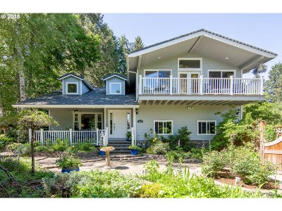 Cottage Grove Single Family Home For Sale: 309 N P St
