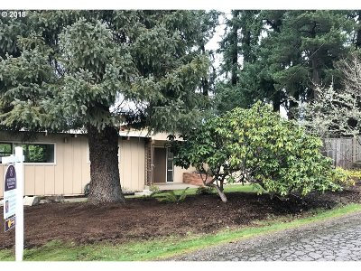Eugene Single Family Home For Sale: 875 W 38th Ave