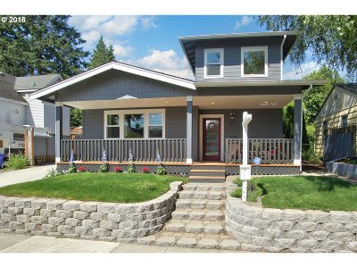 Single Family Home For Sale: 311 SE 75th Ave