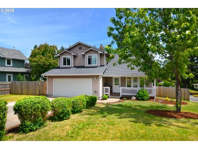 Cottage Grove, Creswell Single Family Home For Sale: 790 Girard Ct