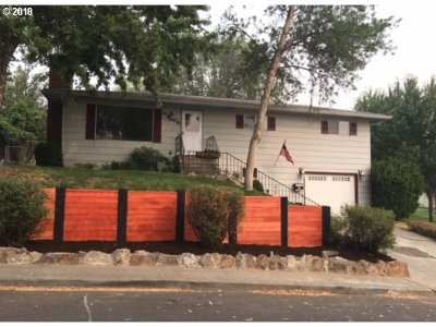 Pendleton Single Family Home For Sale: 3206 SW Jay Ave