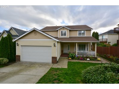 Multnomah County, Washington County, Clackamas County Single Family Home For Sale: 15806 SE Henderson Way