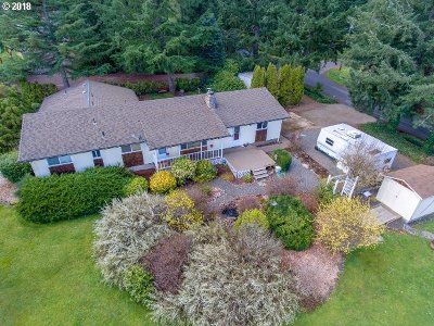 Cottage Grove, Creswell Single Family Home For Sale: 32258 Harris Dr