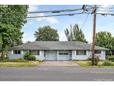 Beaverton Multi Family Home For Sale: 2980 SW 209th Ave