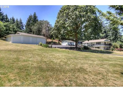 Molalla Single Family Home For Sale: 10935 S Ridge Top Dr