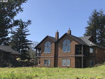 Lincoln City Single Family Home For Sale: 3132 NE Cascara Ct