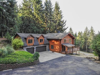 Oregon City Single Family Home For Sale: 18454 S Walker Rd