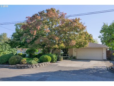 Eugene Single Family Home For Sale: 2993 Crocker Rd