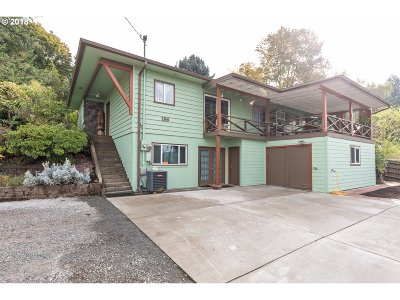 Estacada Single Family Home For Sale: 186 NE Shafford St