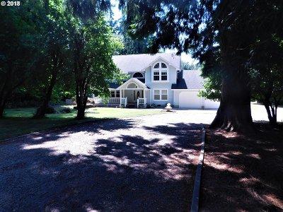 Brush Prairie Single Family Home For Sale: 14708 NE 100th Ave