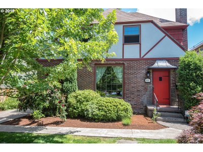 Single Family Home For Sale: 4332 NE 76th Ave