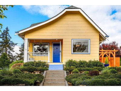 Single Family Home For Sale: 1705 NE 58th Ave