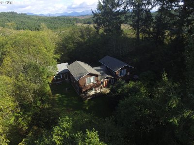 Single Family Home For Sale: 2585 Whiskey Creek Rd