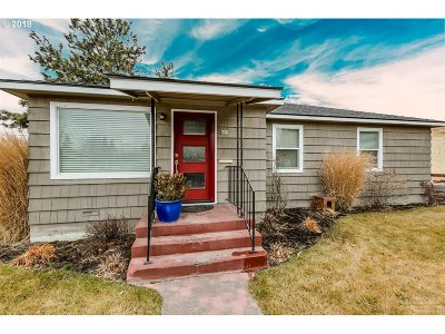 Bend Single Family Home For Sale: 805 NW Columbia St