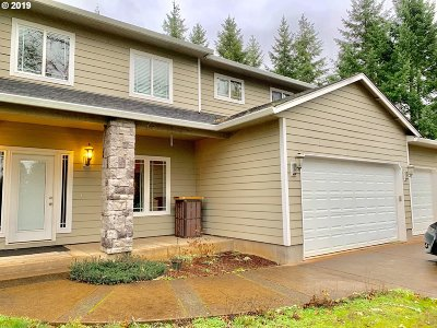 Single Family Home For Sale: 25415 Lawrence Rd