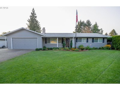 Forest Grove Single Family Home For Sale: 1715 Leon Dr