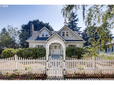 Single Family Home For Sale: 7612 N Ivanhoe St