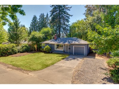 Beaverton Single Family Home For Sale: 115 SW 138th Ave