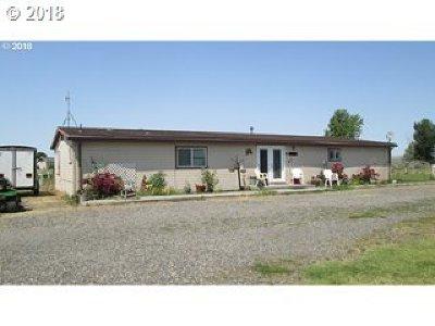 Hermiston Single Family Home For Sale: 81344 N Golda Rd