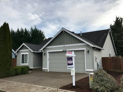 Wilsonville, Canby, Aurora Single Family Home For Sale: 1425 SE 7th Ave