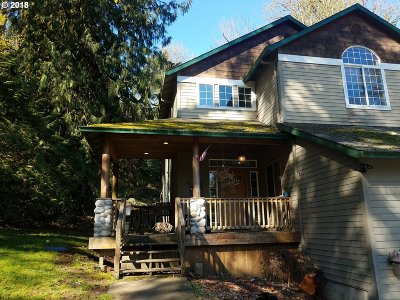 Single Family Home For Sale: 36056 SE Lusted Rd