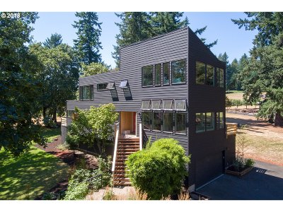West Linn Single Family Home For Sale: 29355 SW Petes Mountain Rd