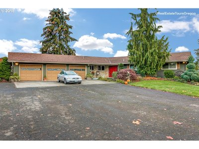 Gresham, Troutdale, Fairview Single Family Home For Sale: 16449 SE Baxter Rd
