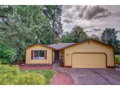 McMinnville Single Family Home For Sale: 850 SE Naomi Way
