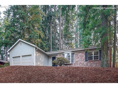 Beaverton Single Family Home For Sale: 12950 SW Barlow Rd