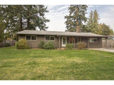 Oregon City Single Family Home For Sale: 14323 Leland Rd