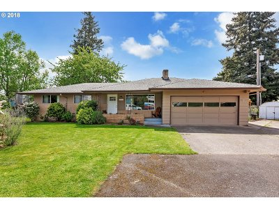 Single Family Home For Sale: 13614 SE Harrison Ct