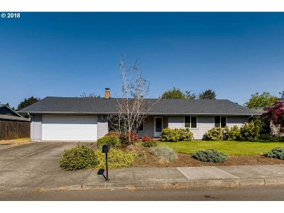 Hillsboro Single Family Home For Sale: 1746 SE 54th Ave