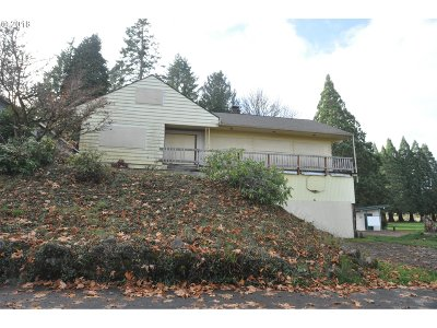 Vernonia Single Family Home For Sale: 875 Park Dr