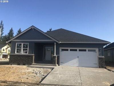 Oregon City Single Family Home For Sale: 16233 Wright Flyer Ln #Lot35