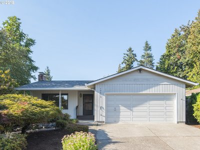 Tigard Single Family Home For Sale: 14430 SW 94th Ct