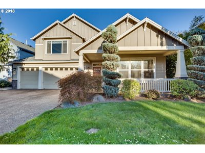 Single Family Home For Sale: 4920 NW 146th Pl