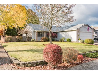McMinnville Single Family Home For Sale: 591 SW Filbert St