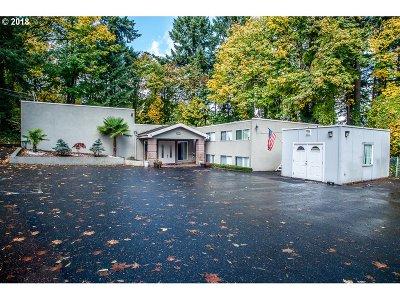 Single Family Home For Sale: 1325 SW Gibbs St