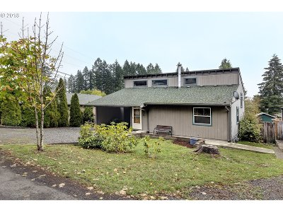 Vernonia Single Family Home For Sale: 834 Texas Ave