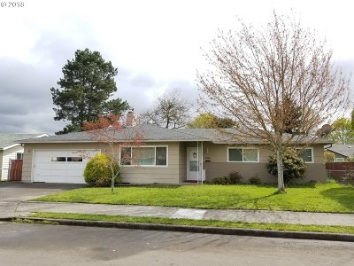 Single Family Home For Sale: 4218 NE 131st Pl
