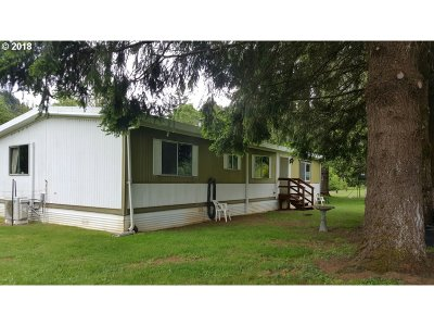 Yamhill County Single Family Home For Sale: 13976 SW Willamina Creek Rd