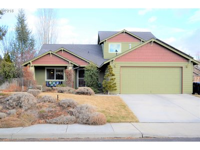 Bend Single Family Home For Sale: 20029 Rock Bluff Cir