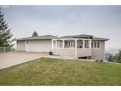 Single Family Home For Sale: 375 SW Viewmont Dr