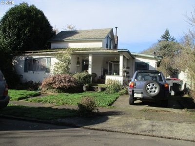 Newberg, Dundee, Mcminnville, Lafayette Single Family Home For Sale: 389 SE Cowls St