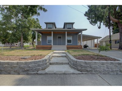 Woodland Single Family Home For Sale: 1044 Park St