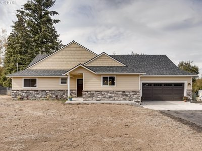 Sherwood Single Family Home For Sale: 23785 SW Ladd Hill Rd