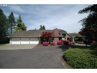 Tigard Single Family Home For Sale: 12405 SW Duchilly Ct